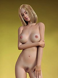 12 pics! 3D model Brandi at the studio