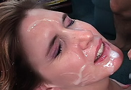 4 clips! Nasty Teacher Gets Stuffed!