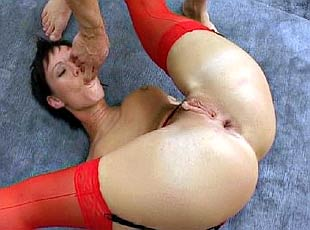 3 clips! The cute chick gives him head to get his dick hard and then she takes a ride on the big boner