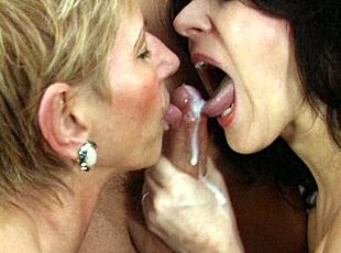 3 clips! Mature babes in hot threesome