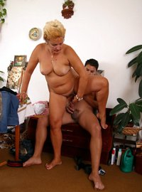10 incest picts! Young Latin stud fucks the shit out of his own mommy and creams her boobs!