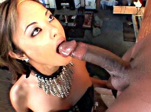 3 clips! Tight-bodied business woman takes a huge black dick in the ass