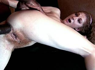 4 clips! Hairy bombshell Annie Body gets her ass rammed after having her clit licked and tounge played