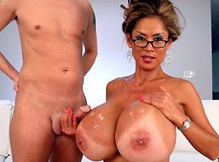 4 clips! 54KKK Asian MILF Legend Minka!