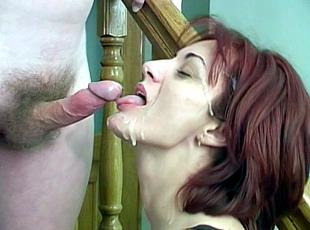 4 clips! Slim mature hottie fucked
